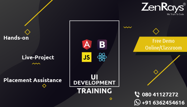 Best UI Development Training in Bangalore