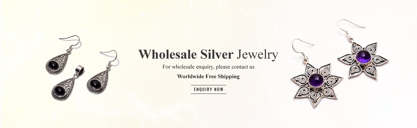 Lavie Jewelz | Silver Jewelry Manufacturer | Wholesale Sterling Silver Jewelry