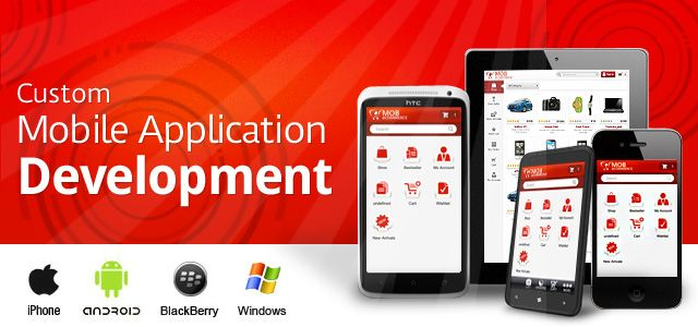 we offer website make, iphone app design, android app develop