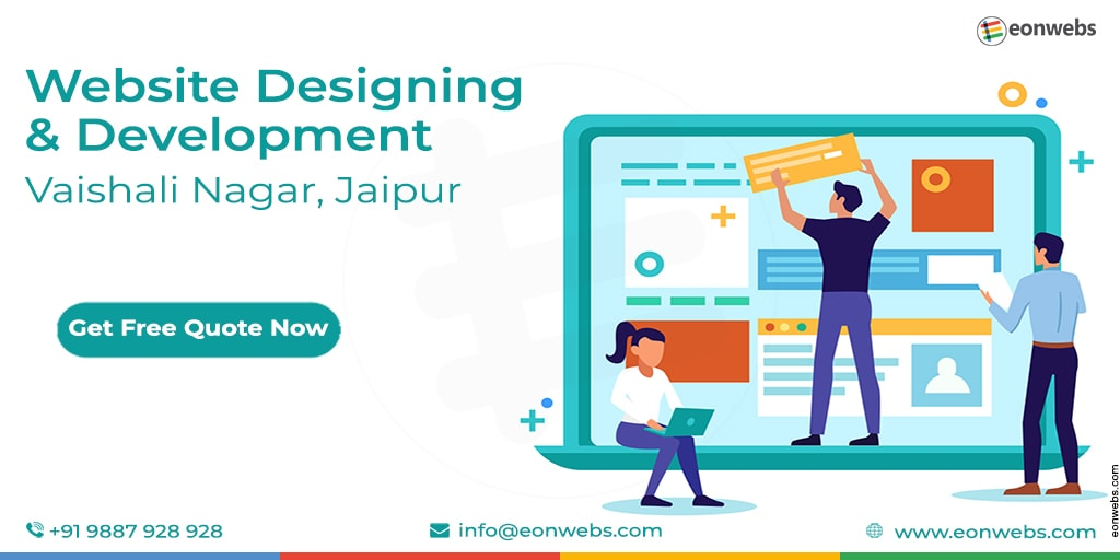 Best Web Development Company in Vaishali Nagar Jaipur