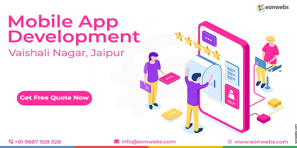 Best Mobile Application Development Company in Vaishali Nagar Jaipur