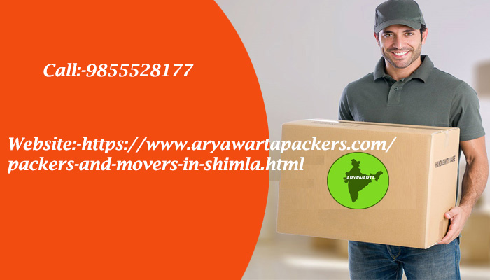 aryawarta packers and  movers in shimla