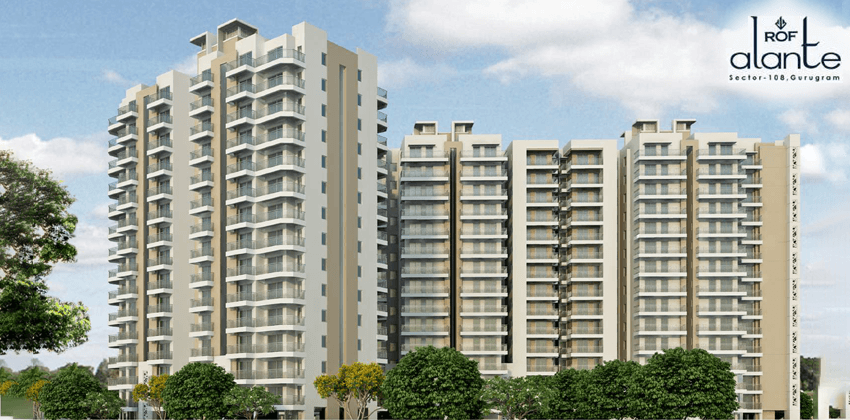 Rof alante sector 108 gurgaon
