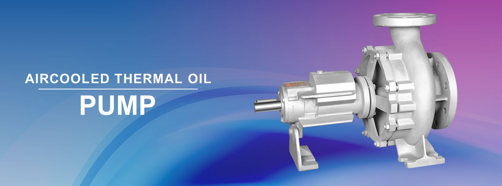 Centrifugal, Thermic Fluid, Progressive Cavity, Hot Oil Circulation Pump Manufacturer & Exporter
