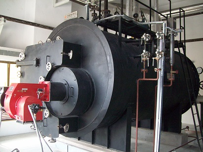 With Internal Furnace Packaged Boilers