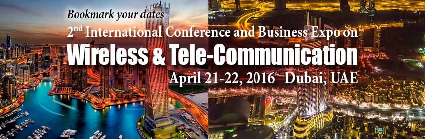 2nd International Conference and Business Expo on Wireless & Telecommunication