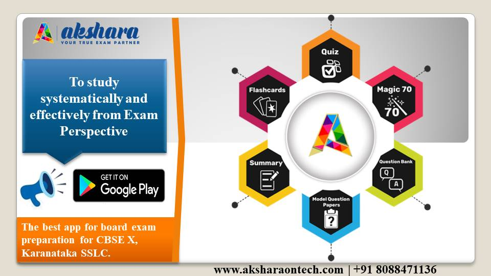 Akshara | Exam  Oriented App  for CBSE X, SSLC | BSc Nursing