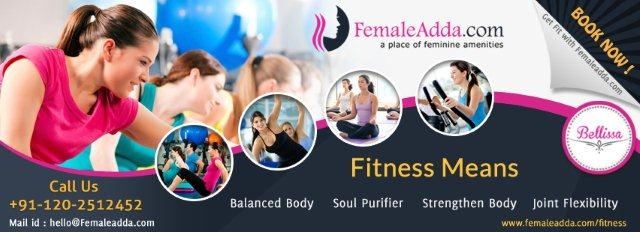 Female Personal Fitness Trainers and Training Center in Delhi, Greater Noida, Gurgaon, Ghaziabad