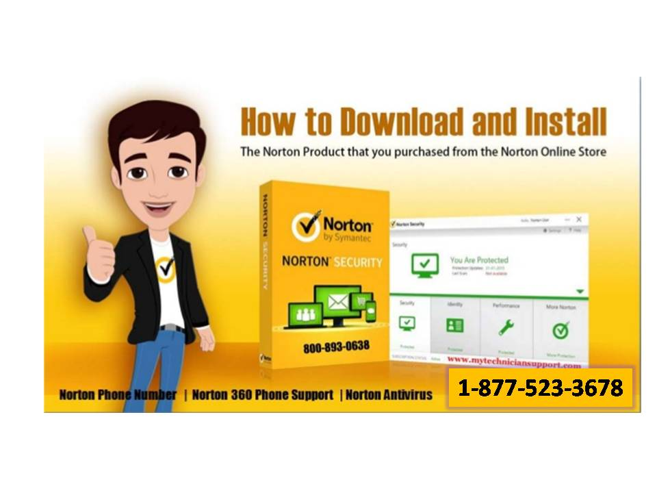 Norton Help Desk Phone Number for technical support for Norton.
