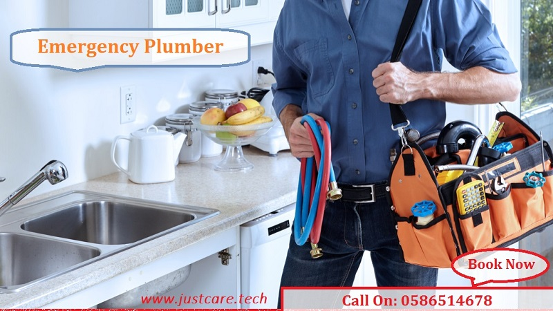 Book Plumbing Services in Dubai | Emergency Plumber in Dubai